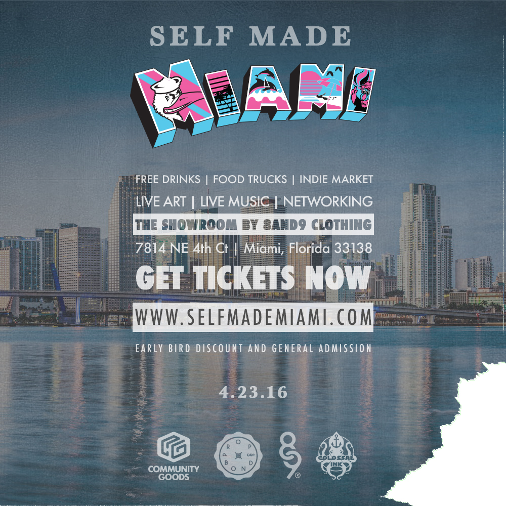 Self Made Miami Flyer