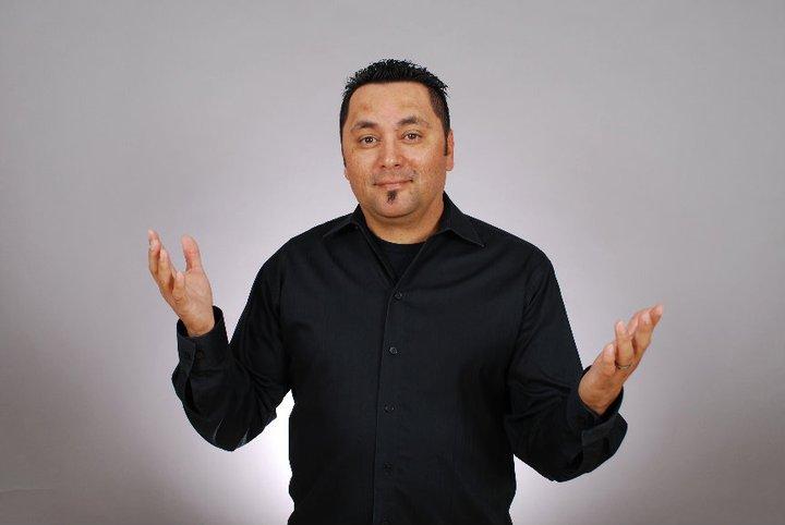 Comedian Dennis Gaxiola