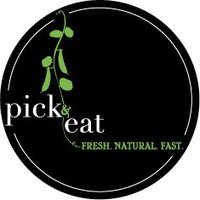 pick and eat logo