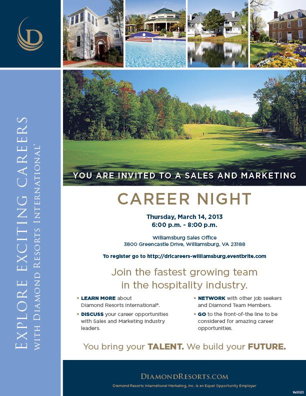 WSO Career Night-March 2013