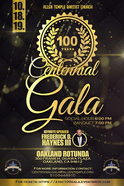 ATBC Centennial Gala