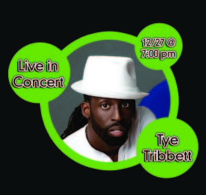 Tye Tribett in Concert at Allen Temple Baptist Oakland 11/27/12