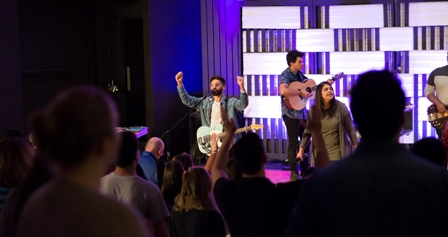 Dwelling Place Leading Chapel Worship