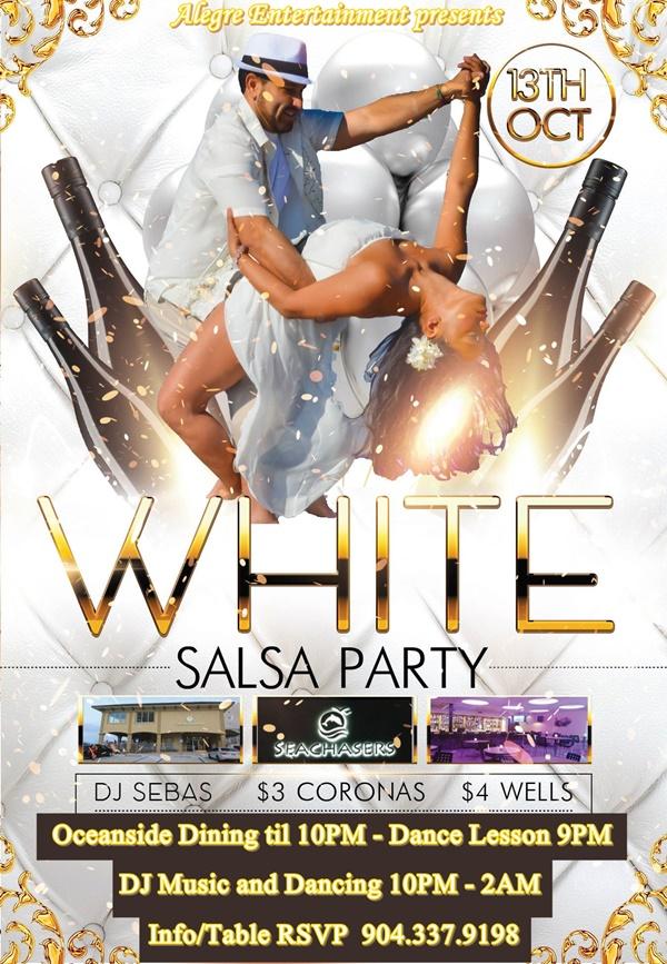 White Salsa Party
