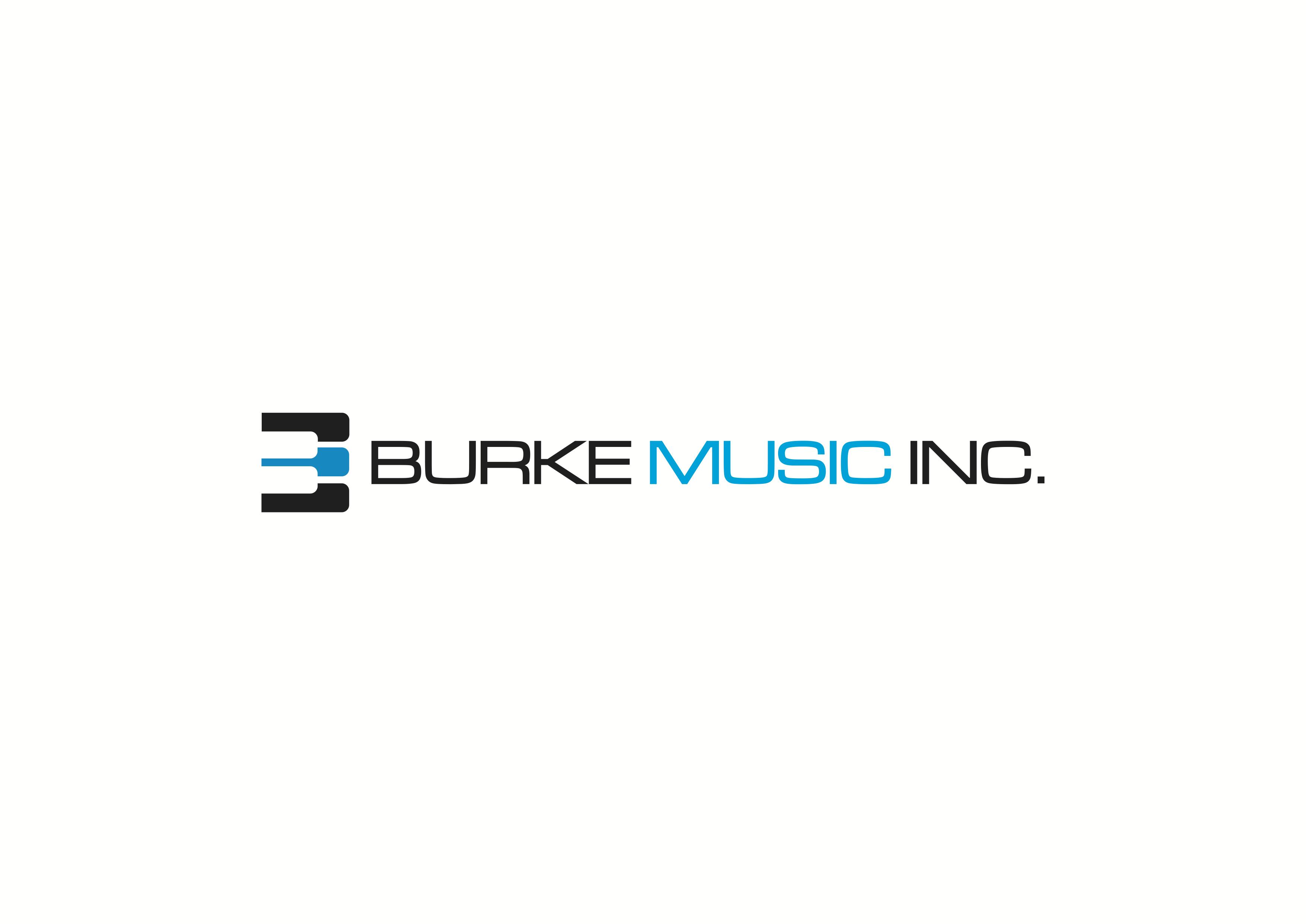 Burke Music Logo