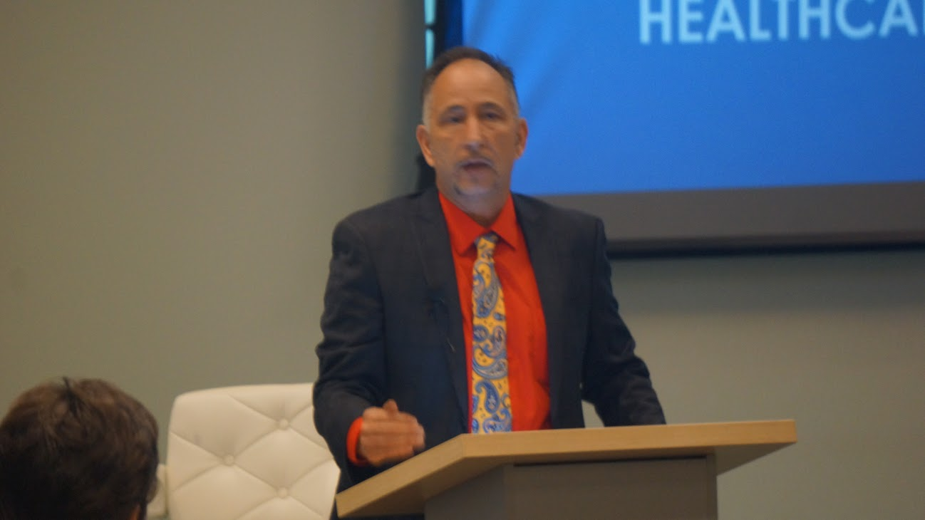 California addiction conferences CEO speaking on the business side of drug rehabs