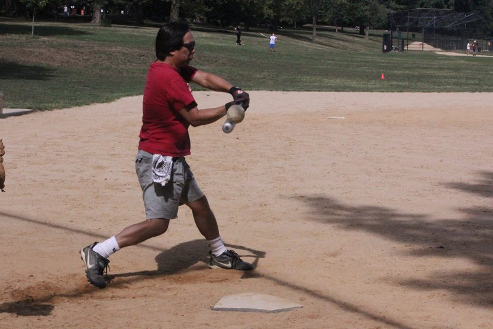 Slacker Softball at Parade Grounds/Prospect Park Bklyn