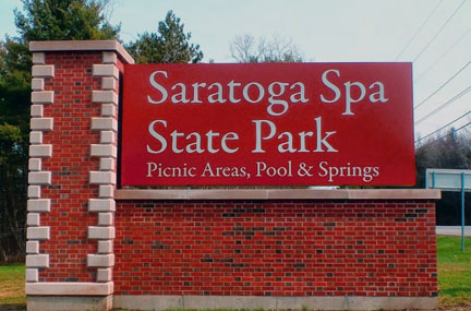 Saratoga Spa State Park - Basecamp for one of a kind Festival and Retreat