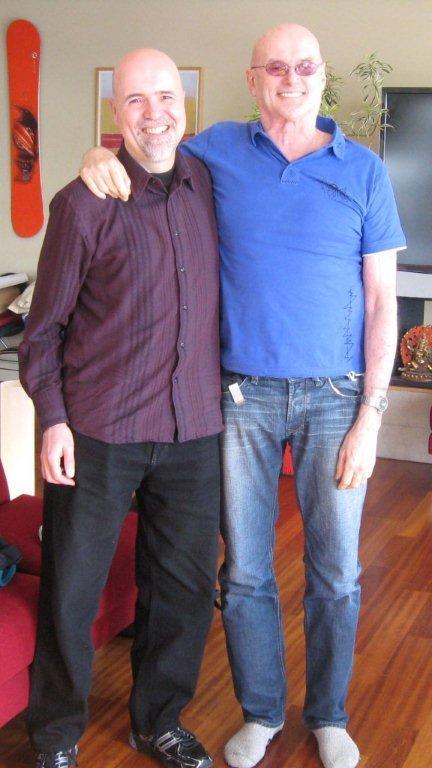 Martin & Ken Wilber