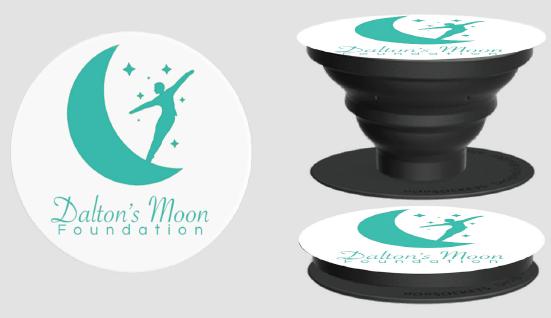 dalton's moon pop socket