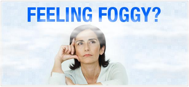 Feeling Foggy
