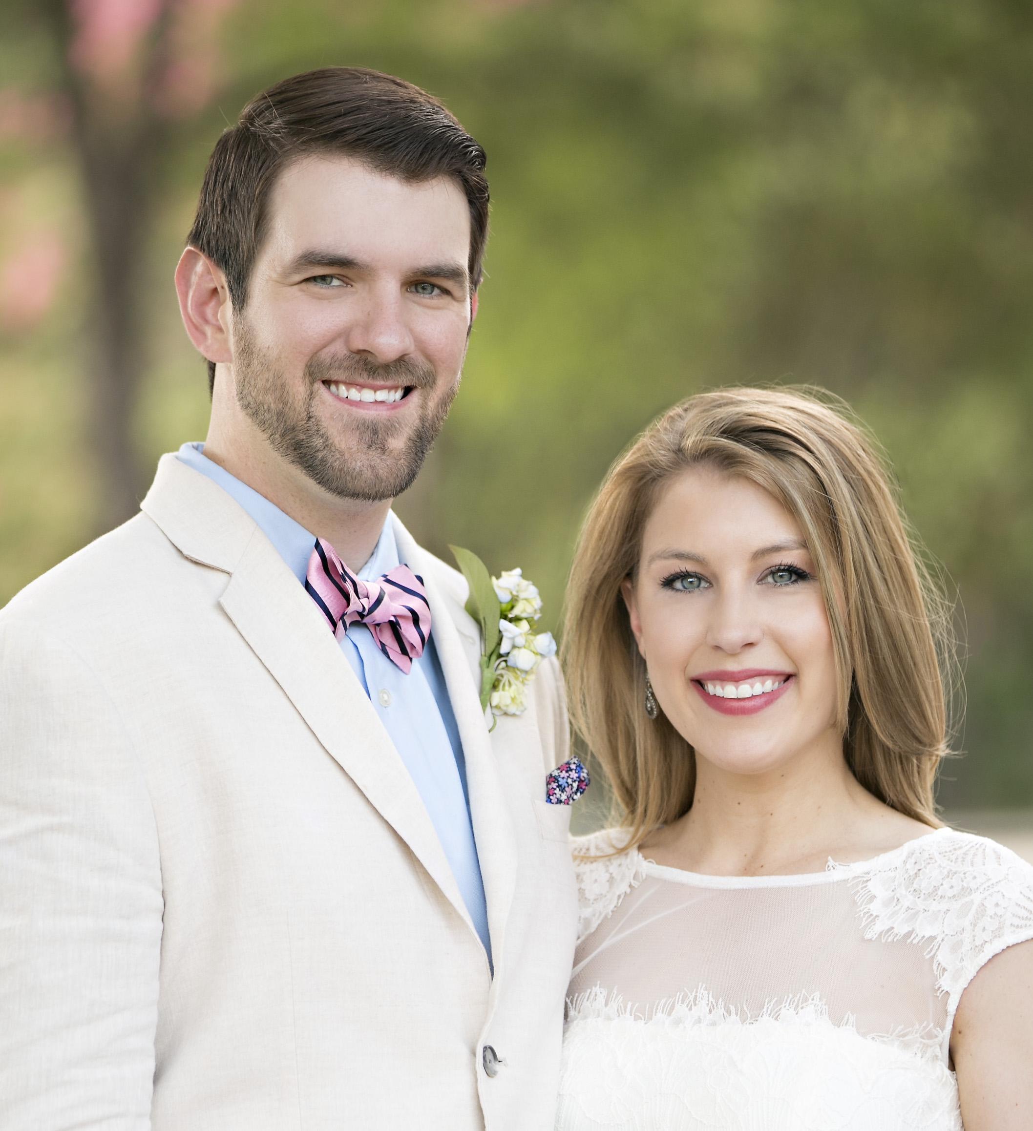 Drs. Rebekah & Derek Bruner