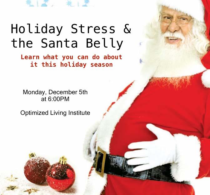 Santa Belly Hormones