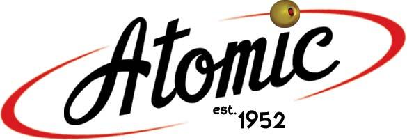 Atomic Liquiors Logo