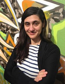 Dr Joanna Kyriakakis