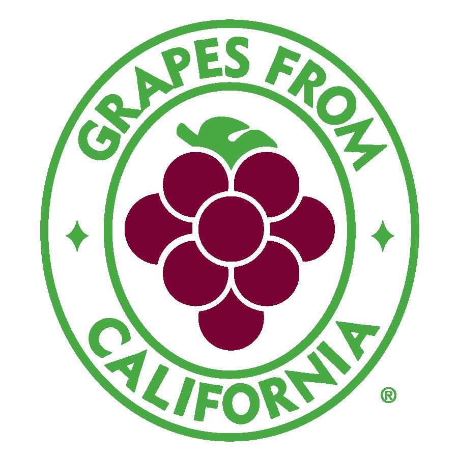 #GrapesfromCA logo