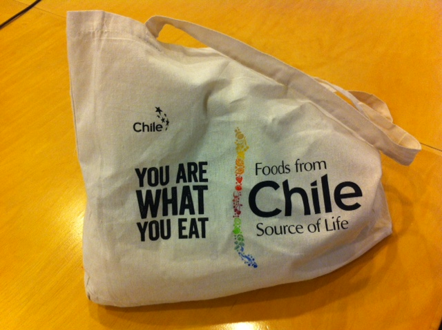 Foods From Chile Gift Bag