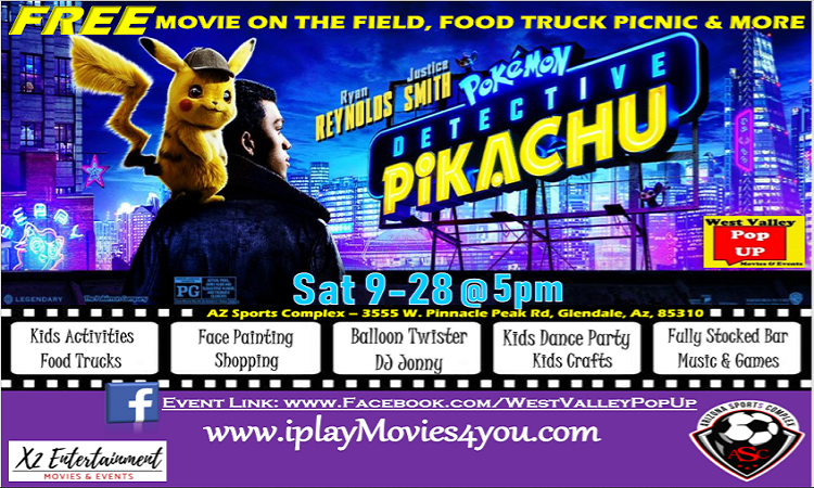 Terrific Pearachute Az Sports Complex Free Movie On The Field Food Ibusinesslaw Wood Chair Design Ideas Ibusinesslaworg