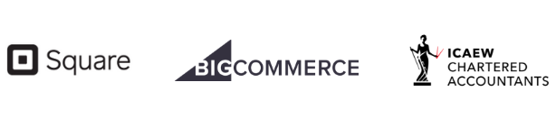 Square, Big Commerce and ICAEW