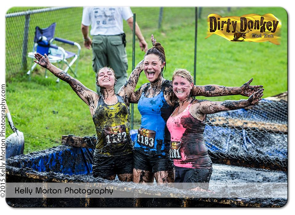 Dirty Donkey Mud Run
