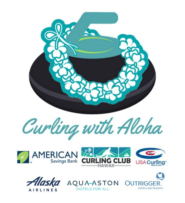 curling with aloha