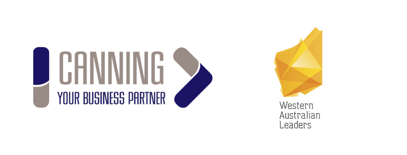 City of Canning and WA Leaders Logo