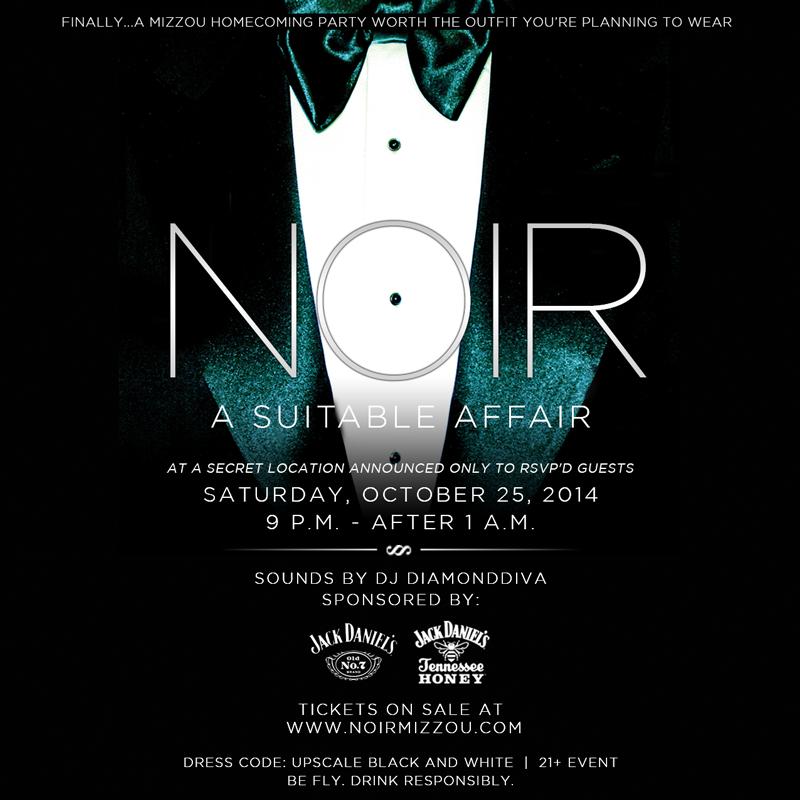 Noir Official New Flyer