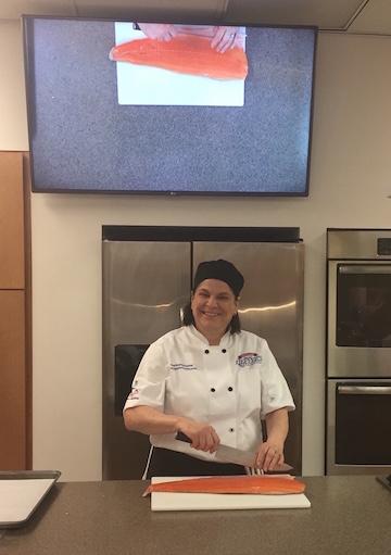Chef Brenda Kieffer