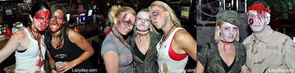 Charlotte Zombie Bar Crawl