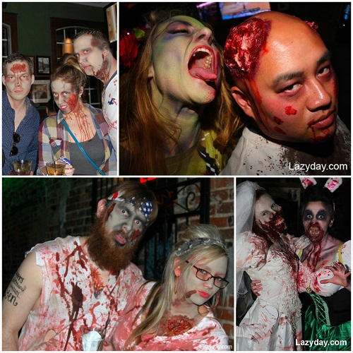 Zombie Bar Crawl Charlotte