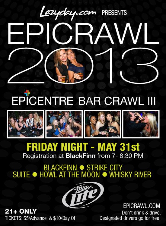 EPICRAWL 2013