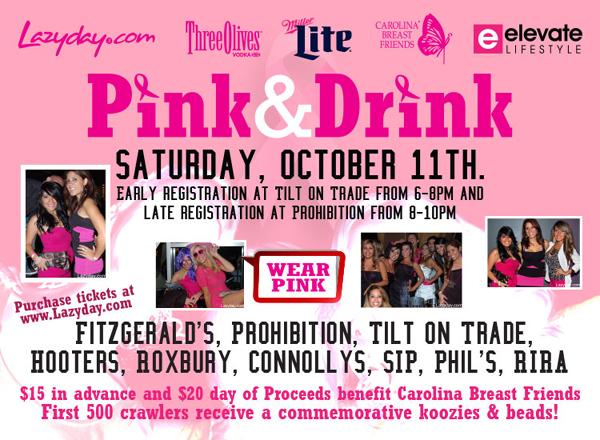 Pink & Drink