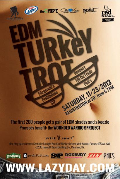 EDM Turkey Trot Charlotte, NC