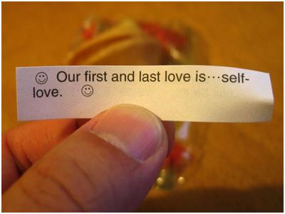 self-love fortune