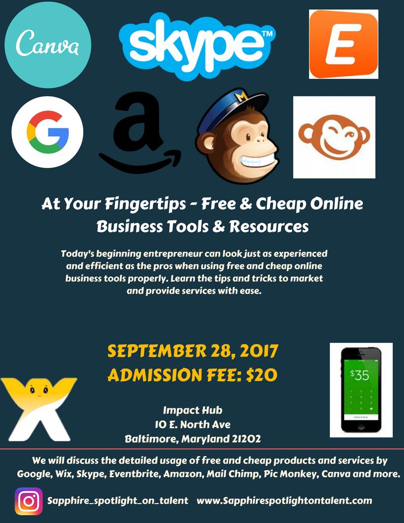 at your fingertips workshop