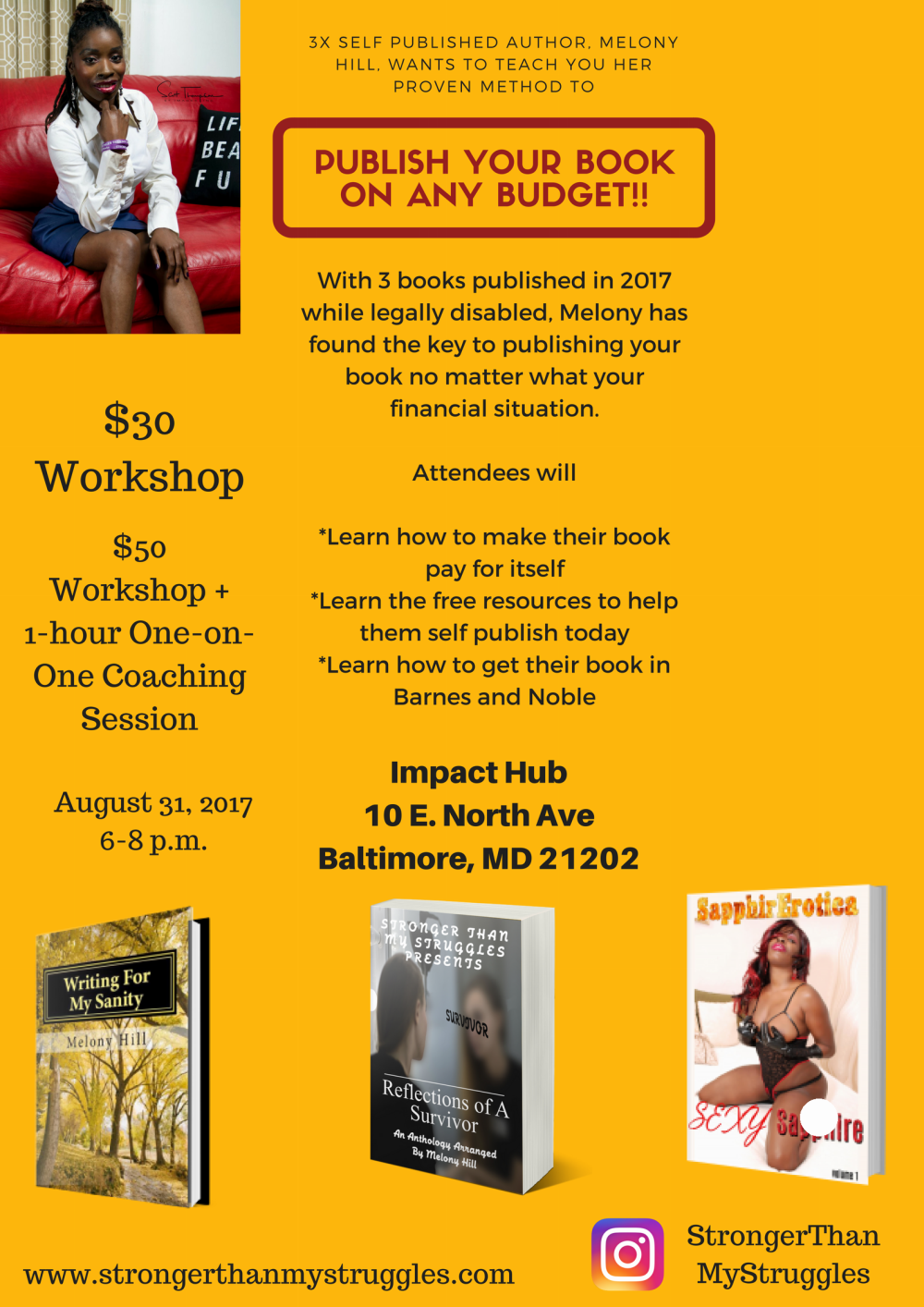 PUBLISH BOOK ON ANY BUDGET