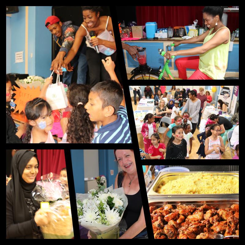 community fun families free prizes treats give aways parent children community