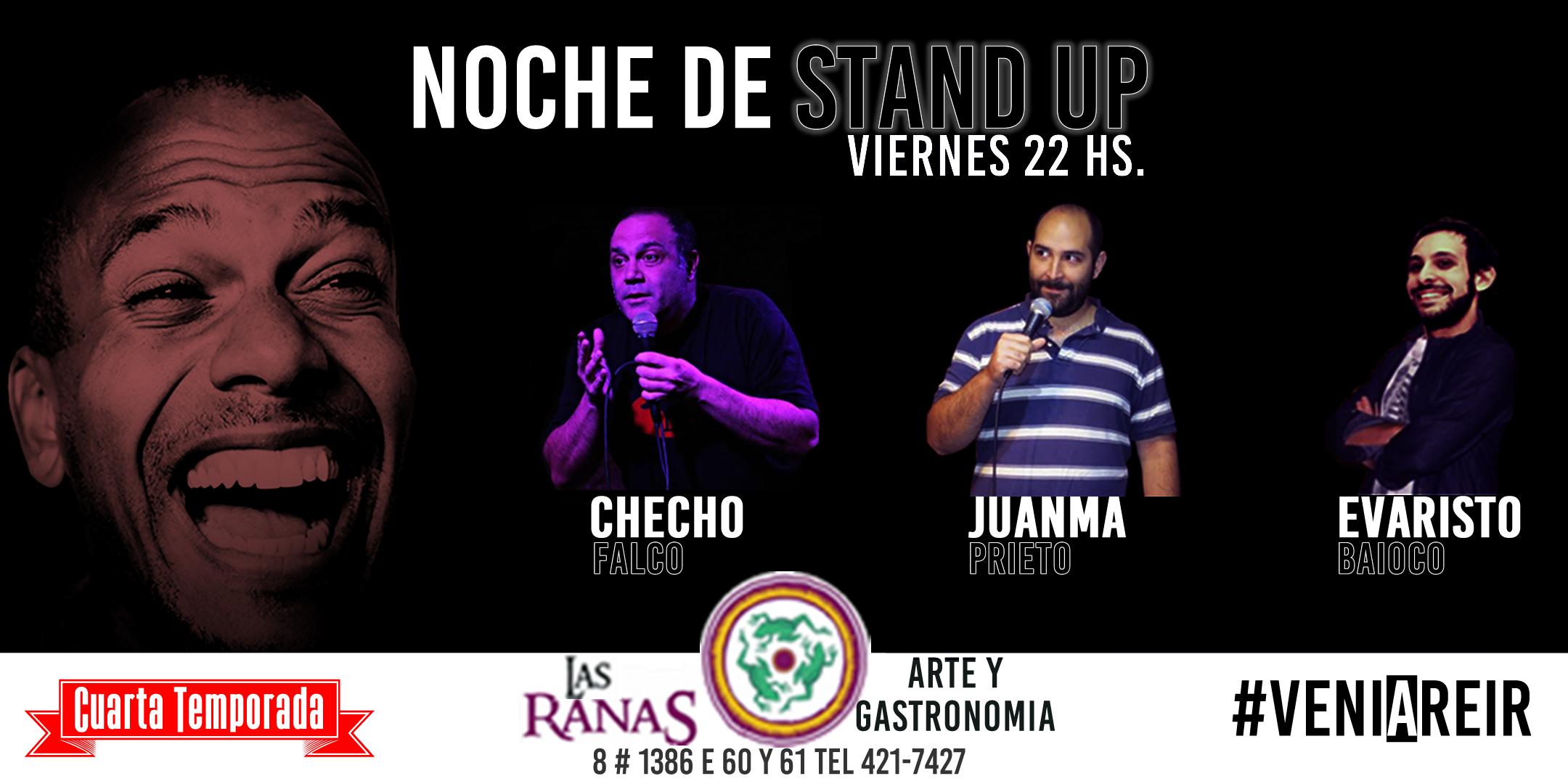 Stand Up La Plata