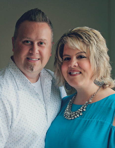 Kevin & Julie Wilson, Gold Wellness Advocates & Aromatouch Trainers