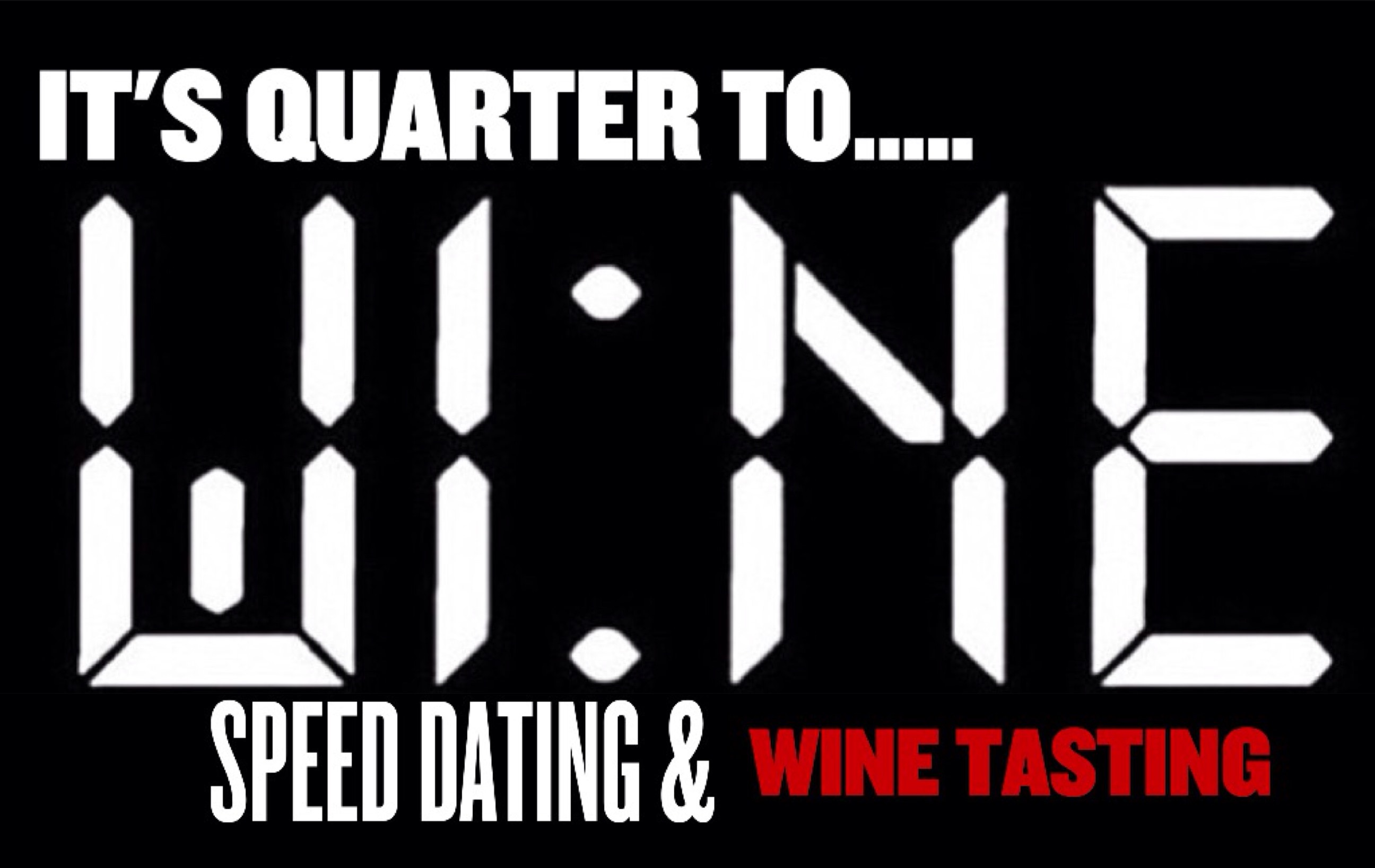 speed dating you