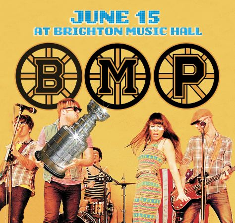 BMP! Bruins Must-win Party and Best Music Poll Awards