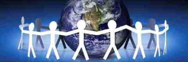 connecting around the world