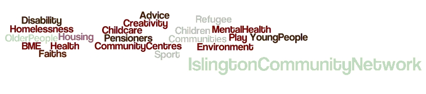 Islington Community Network logo