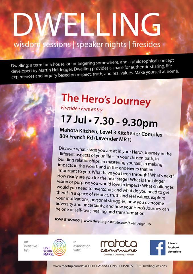 Fireside: The Hero's Journey