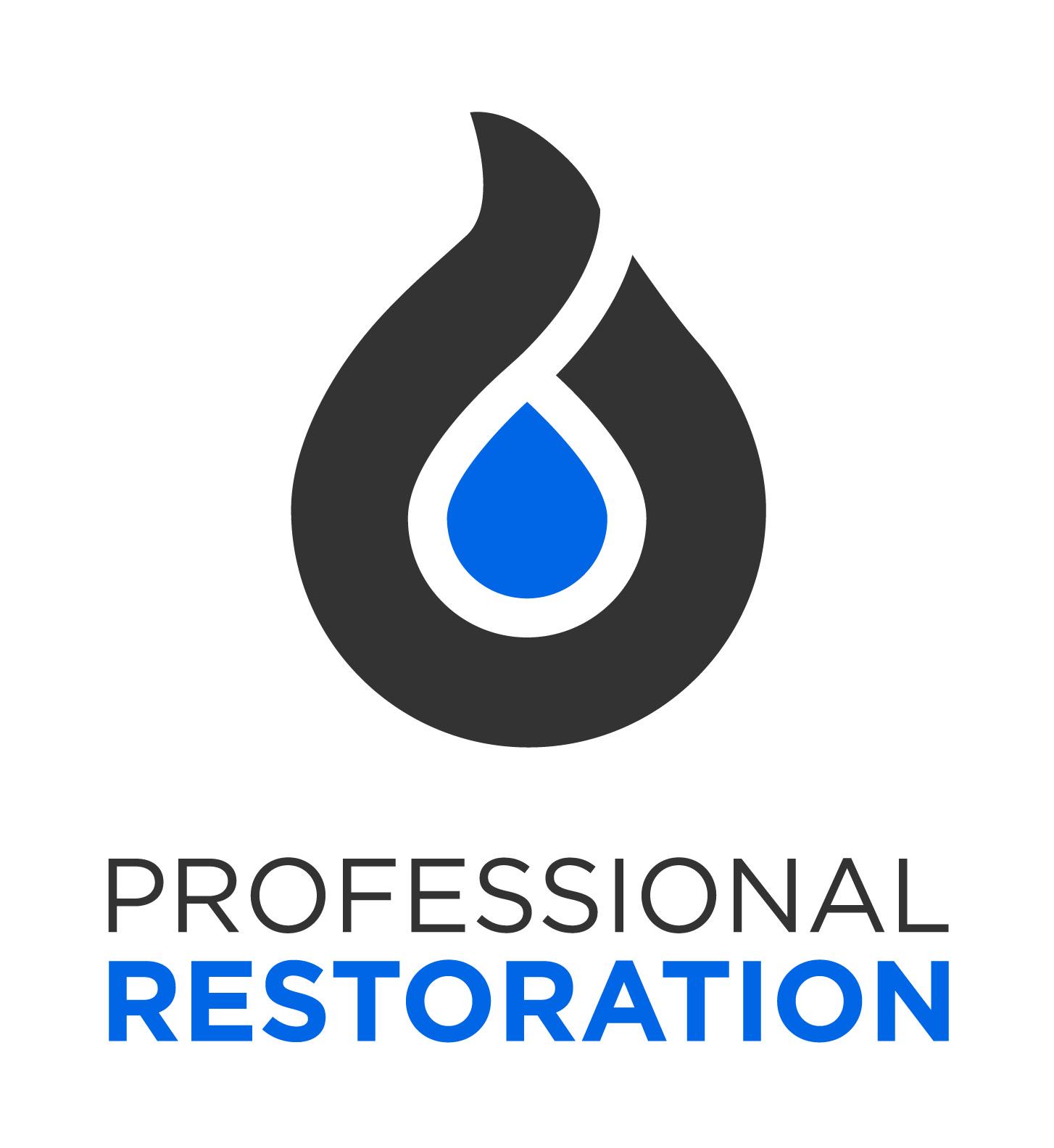 Logo Professional Restoration Denver