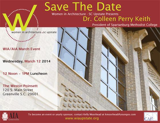 WIA March Invite 2014