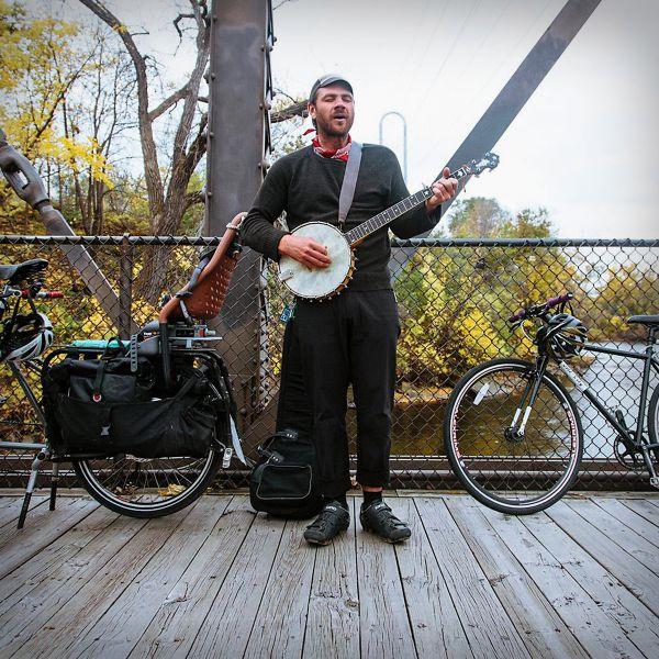 Musician Ben Weaver