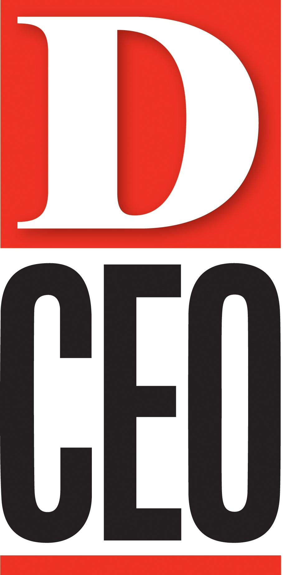 D CEO Magazine logo