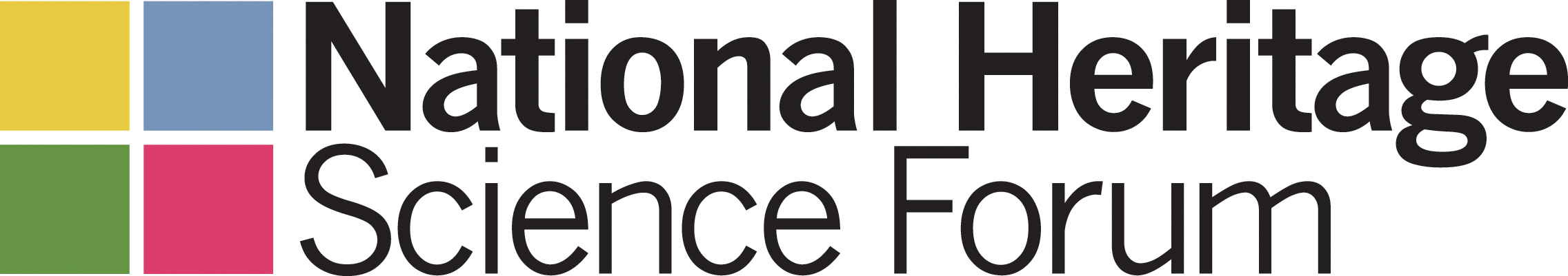 National Heritage Science Forum logo