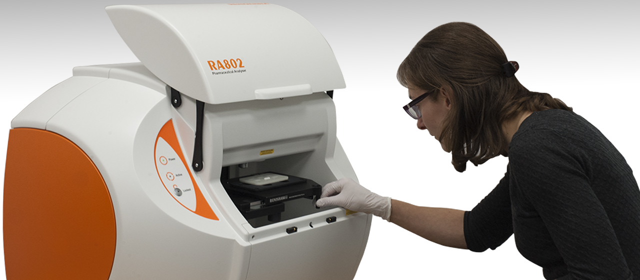 RA802 Pharmaceutical Analyser